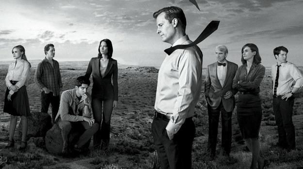 """Twórcy bardzo zależało na tym, żeby serial był jak najbardziej realistyczny. Dlatego też bohaterowie """"Newsroomu"""" w swojej pracy relacjonują prawdziwe, a nie zmyślone wydarzenia /materiały prasowe"""