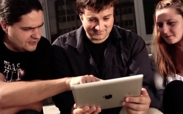 Twórcy gier ze studia Incuvo - materiał pochodzi z serwisu YouTube.com PlayStation Open Days /materiały prasowe
