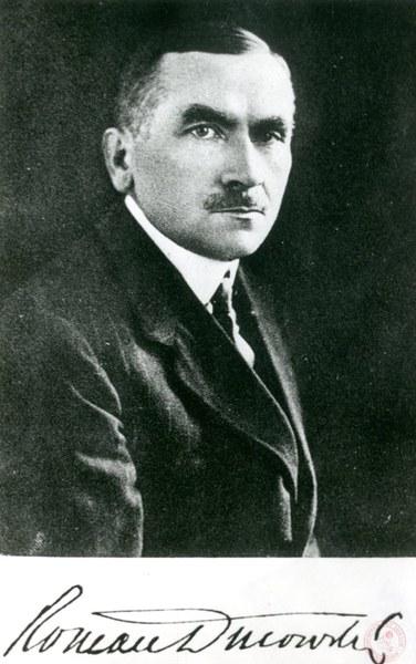Roman Dmowski; AAN, Akta Piotra Piesiewicza, sygn. 49