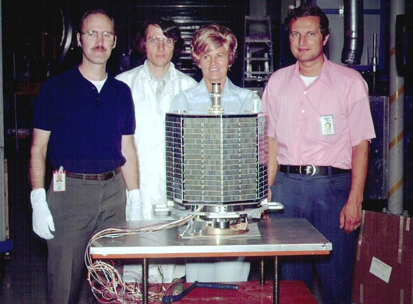 Twórcy satelity OSCAR 7 Dick Daniels, Jan King, Marie Marr i Perry Klein z Radio Amateur Satellite Corporation - źródło zdjęcia: www.amsat.org /INTERIA.PL