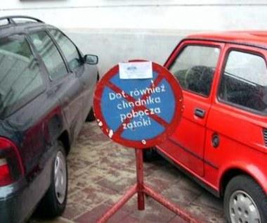 """""""Ty durna babo, naucz się parkować"""""""