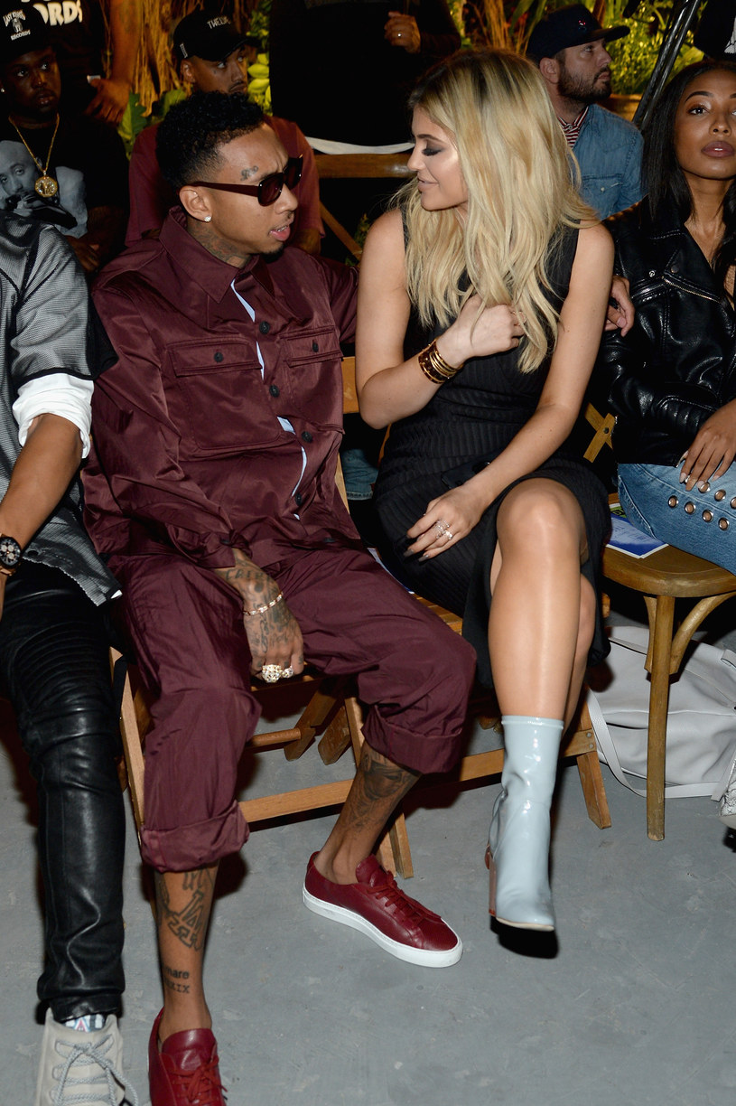 Tyga i Kylie Jenner /Getty Images