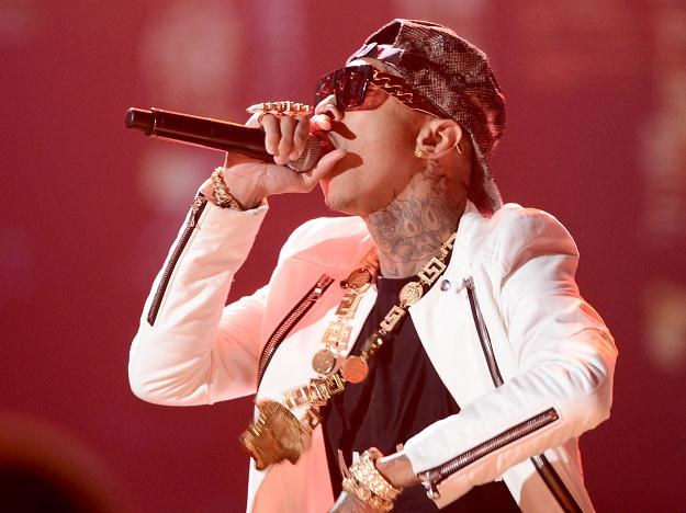 Tyga został doceniony w branży porno fot. Michael Buckner /Getty Images/Flash Press Media