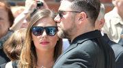 Tygodnik martwi się o małżeństwo Kwaśniewskiej i Badacha! Ich drewniane gody były bardzo smutne!