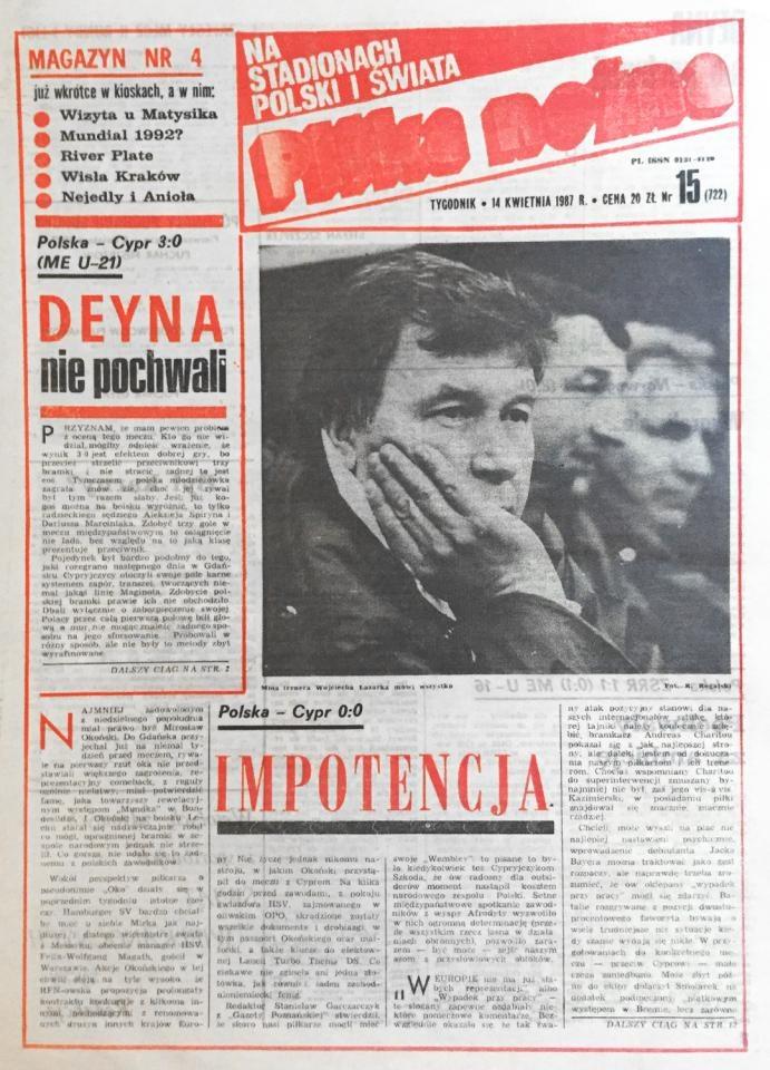 "Tygodnik ""Piłka Nożna"" /"