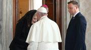 Tygodnik ujawnia, o co Agata Duda poprosiła papieża Franciszka. Poruszające!