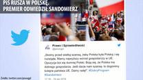 Tygodniowe podsumowanie kampanii wyborczej w mediach społecznościowych