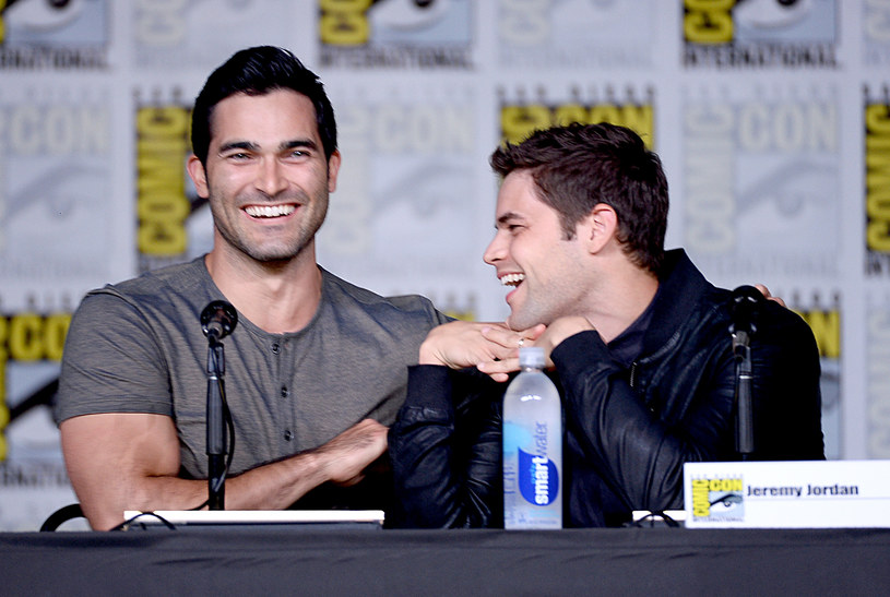 Tyler Hoechlin, Jeremy Jordan /Matt Winkelmeyer /Getty Images