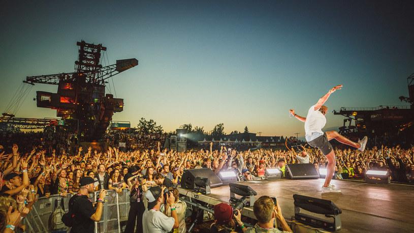 Tyler, The Creator na Melt Festival 2018 /Stephan Flad /Oficjalna strona festiwalu