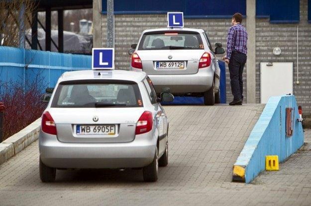 Tylko co trzecia osoba zdaje egzamin na prawo jazdy / Fot: Andrzej Stawiński /Reporter