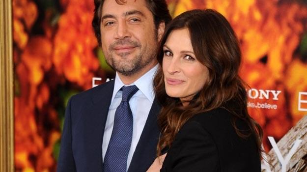 Tylko Javier Bardem i Julia Roberts? A gdzie reszta gwiazd? - fot. Bryan Bedder /Getty Images/Flash Press Media