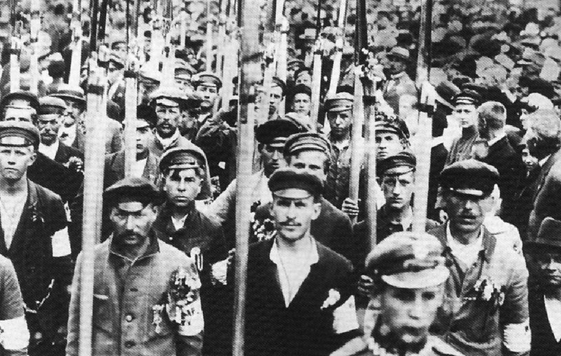 Tylko we lwowskim szpitalu meldowało się 1300 żołnierzy miesięcznie, którzy złapali choroby weneryczne /Wikimedia Commons /domena publiczna