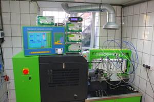 Tylko zaawansowane urządzenie pozwala zakodować wtryskiwacze po naprawie. /Motor