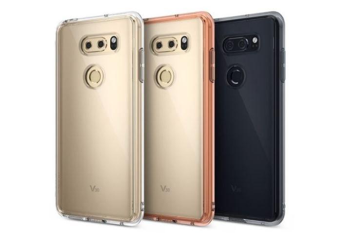 Tylny panel LG V30 będzie podobny do tego z G6 /Twitter /Internet