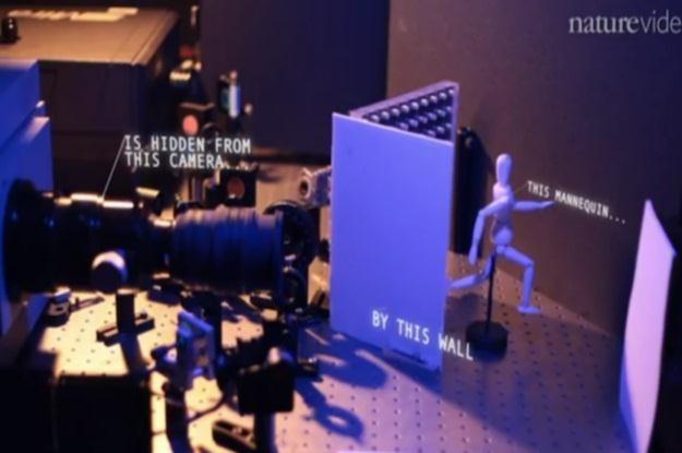 Tym aparatem zrobi się idealne zdjęcie zza ściany /materiały prasowe