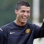 Tym autem jeździł Ronaldo...