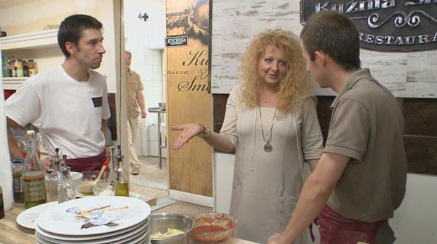 """Tym razem Magda Gessler odwiedzi restaurację """"Kuźnia Smaków"""" w Bielsku-Białej /fot  /materiały prasowe"""