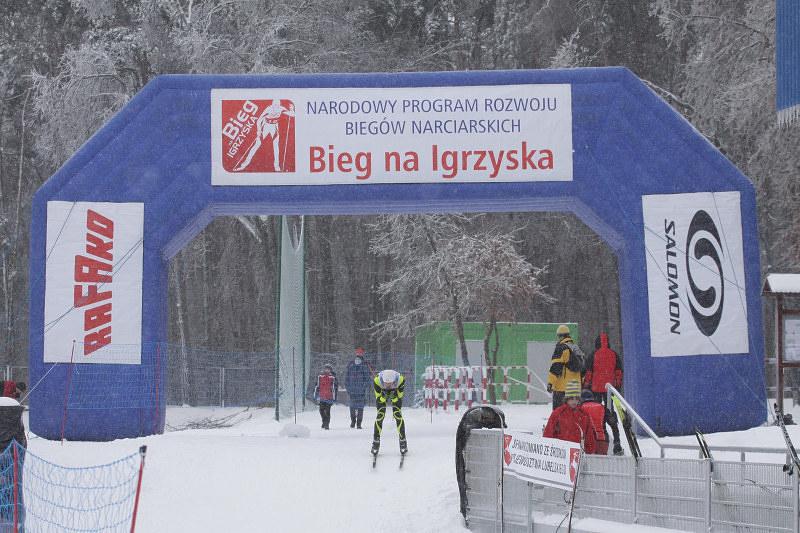 """Tym razem uczestnicy """"Biegu na igrzyska"""" wystartują w Tomaszowie Lubelskim /Informacja prasowa"""