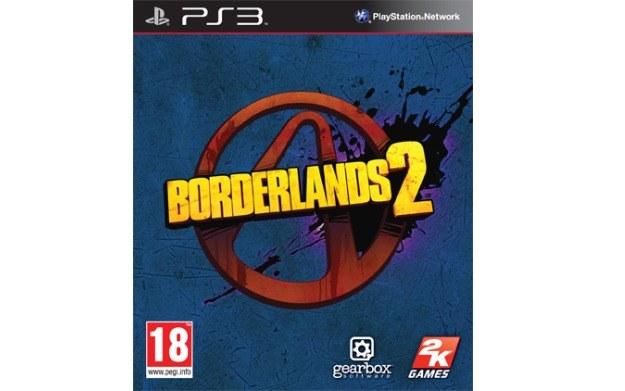 Tymczasowe pudełko z grą Borderlands 2 /Informacja prasowa