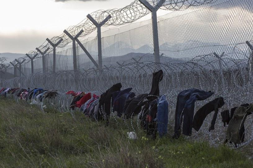 Tymczasowy obóz uchodźców na granicy grecko-macedońskiej; Zdj. ilustracyjne /Marek M Berezowski/REPORTER /East News