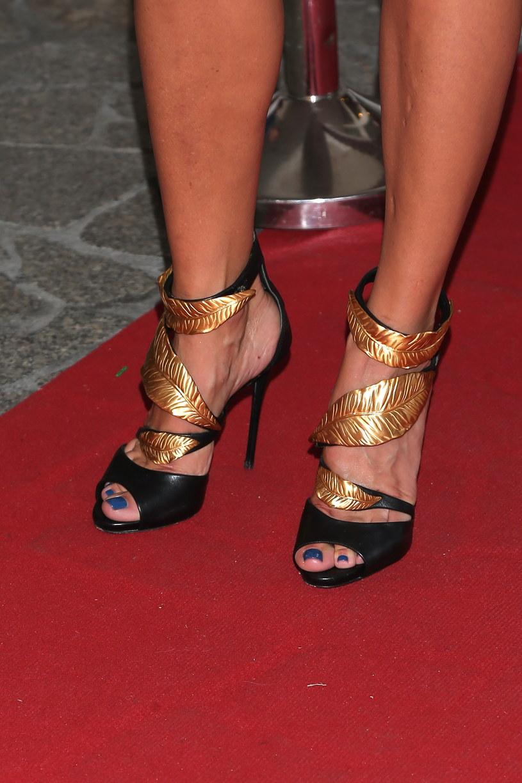 Tymi butami zachwyciła się Drażba /- /MWMedia