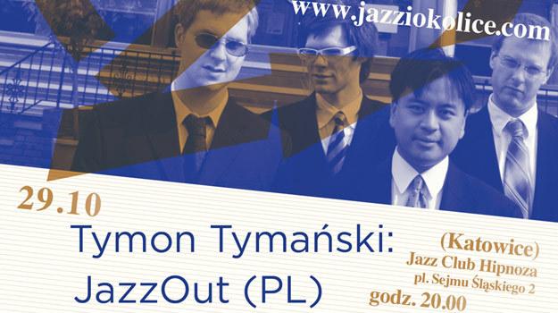 Tymon Tymański wraca do grania jazzu. /materiały prasowe