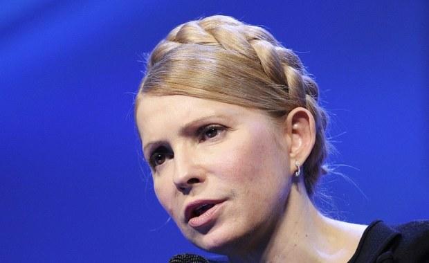 Tymoszenko chce kandydować na prezydenta