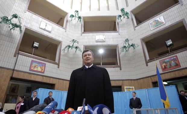 Tymoszenko i Janukowycz już zagłosowali