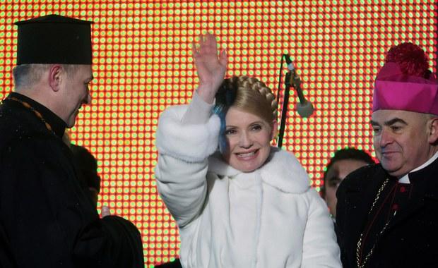 Tymoszenko kontra Janukowycz. Czyj wiec głośniejszy?