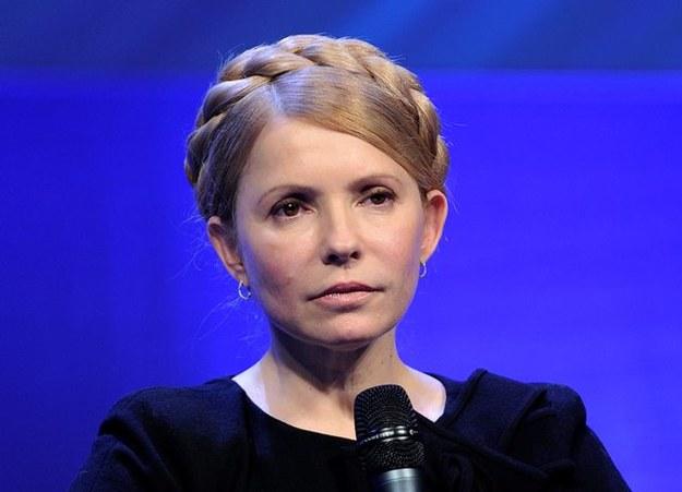 Tymoszenko: Odzyskamy Krym