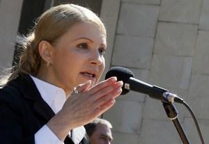 Tymoszenko: Tak zwane referendum to oszustwo
