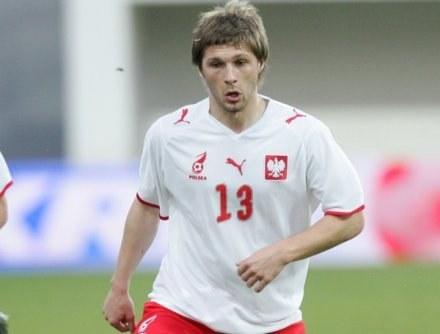 Tyrała grał dla Niemiec, ale teraz chce grać dla Polski i w Polsce /Agencja Przegląd Sportowy