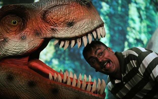 Tyranozaur musiał ze szczególną uwagą dbać o swoje uzębienie /AFP