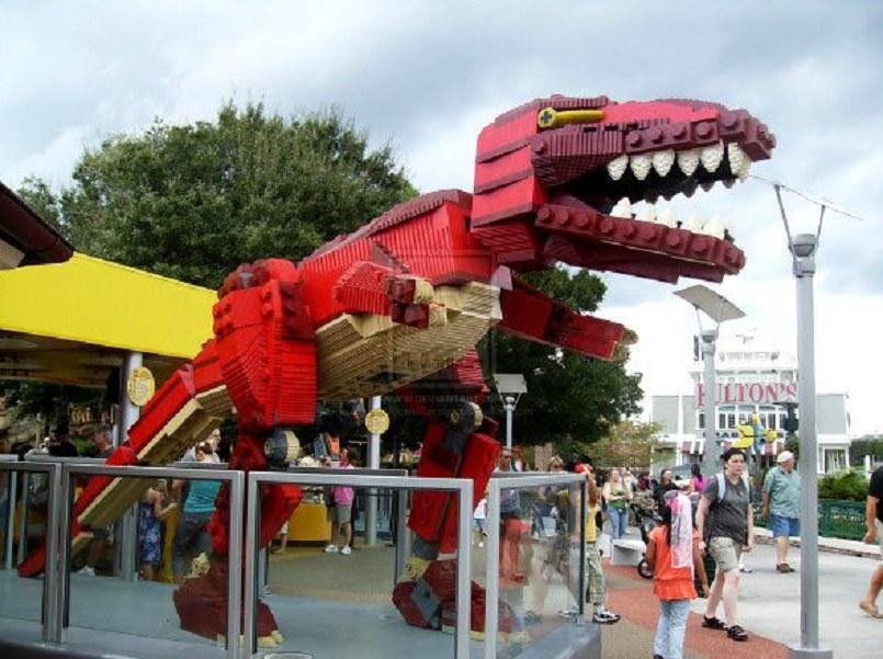 Tyranozaur Rex /hongkiat.com /INTERIA.PL