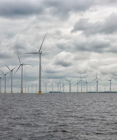 Tysiąc wiatraków może powstać w polskiej strefie Bałtyku