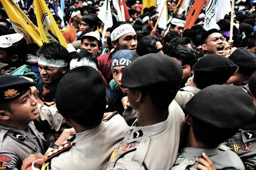 Tysiące muzułmańskich wiernych zaczęło gromadzić się w centrum Dżakarty (zdjęcie ilustracyjne) /AFP