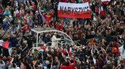 Tysiące Polaków na kanonizacji Jana XXIII i Jana Pawła II