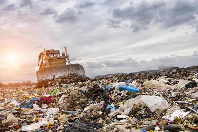 Tysiące ton śmieci trafia do Polski z zagranicy /123RF/PICSEL