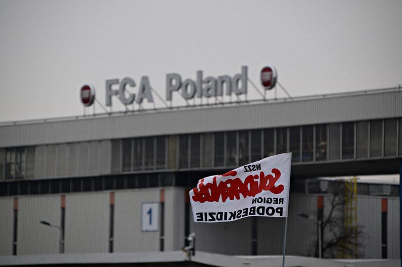 Tyska fabryka FCA 16 czerwca wznowi produkcję samochodów /Tomasz Pestka /Reporter