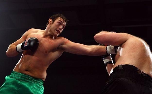 Tyson Fury celuje w walkę z Władimirem Kliczką /Getty Images
