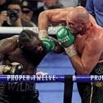 "Tyson Fury i Teofimo Lopez bokserami roku według ""The Ring"""