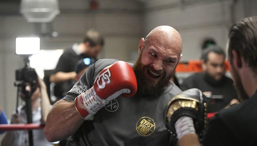 Tyson Fury: Jeśli przegram z Wilderem, to stracę wszystko