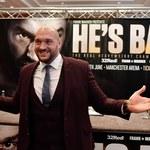 Tyson Fury: Joshua nie zmierzy się ze mną za żadne pieniądze