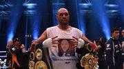 Tyson Fury: Muszę wyczyścić wagę ciężką