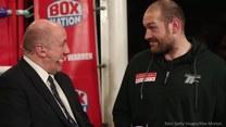 Tyson Fury oddaje pasy mistrz świata!