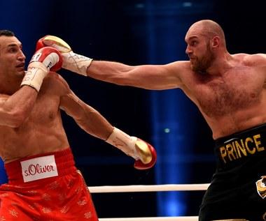 Tyson Fury pozbawiony pasa mistrza świata IBF