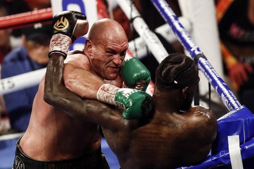 Tyson Fury vs. Deontay Wilder /AFP