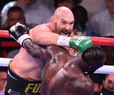 Tyson Fury wierzy, że pokonałby każdego