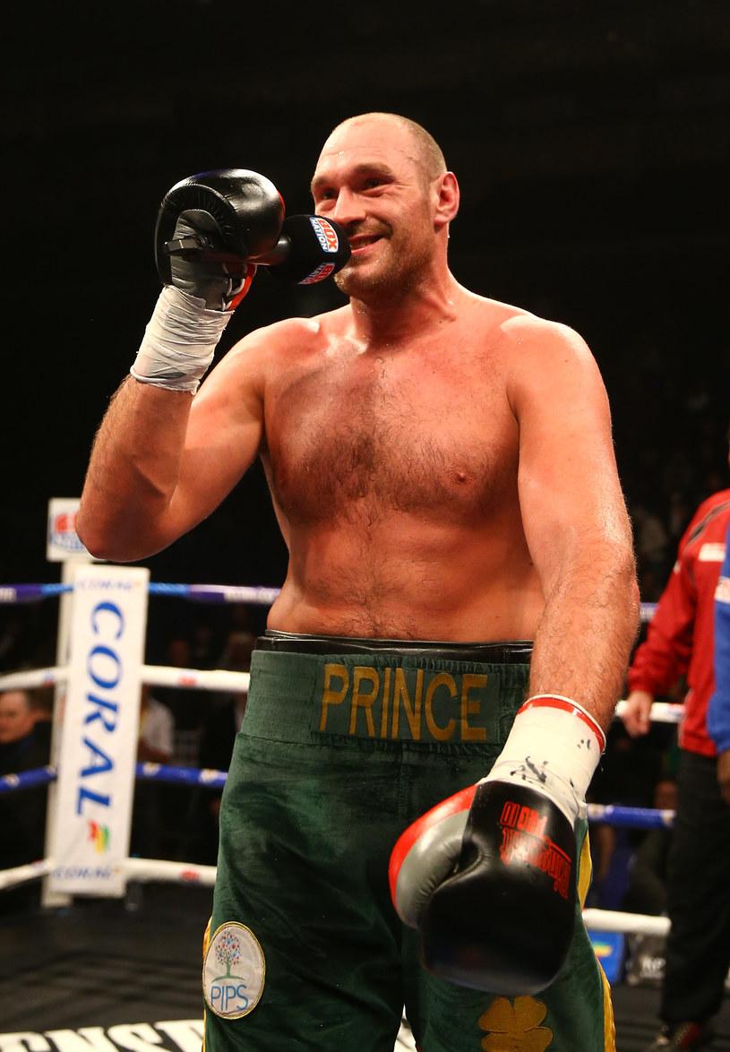 Tyson Fury /Richard Heathcote /Getty Images