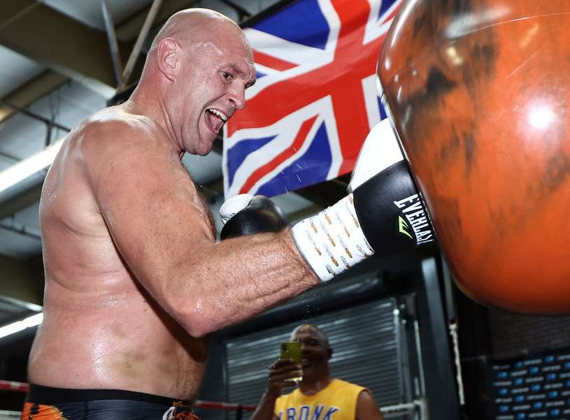 Tyson Fury /Mikey Williams /Getty Images